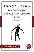 Die Erzählungen - Franz Kafka