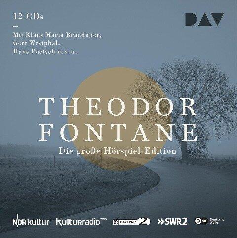 Die große Hörspiel-Edition - Theodor Fontane