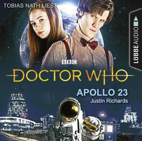 Doctor Who - Apollo 23 - Justin Richards