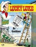 Lucky Luke 81 - Die Gesetzlosen - Morris