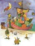Janoschs Adventskalender Weihnachtsschiff -