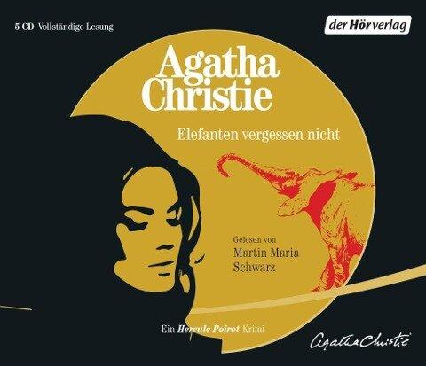 Elefanten vergessen nicht - Agatha Christie
