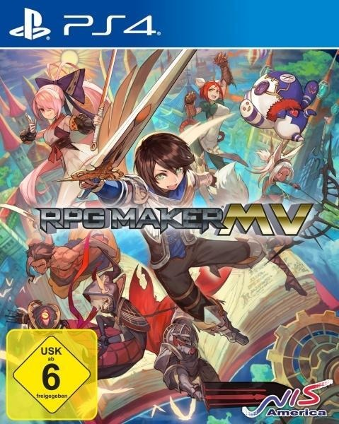 RPG Maker MV (PlayStation PS4) -