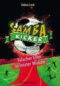 Samba Kicker - Band 3 - Fabian Lenk