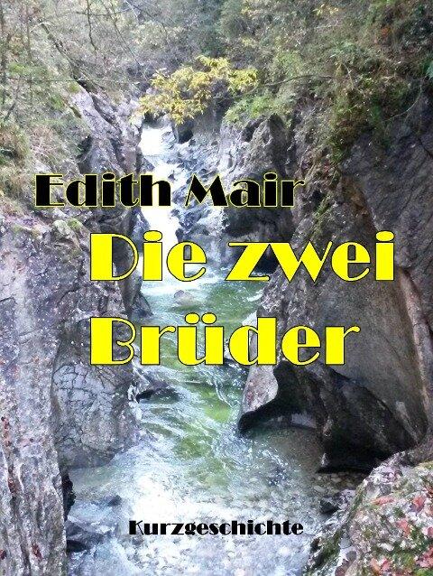 Die zwei Brüder - Edith Mair