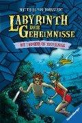 Labyrinth der Geheimnisse 06: Taucher im Teufelssee - Matthias Bornstädt