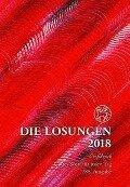Die Losungen für Deutschland 2018 Geschenkausgabe Großdruck -