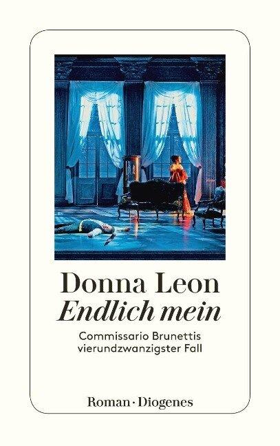 Endlich mein - Donna Leon