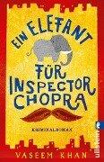 Ein Elefant für Inspector Chopra - Vaseem Khan
