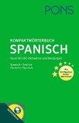 PONS Kompaktwörterbuch Spanisch -