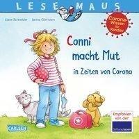 LESEMAUS 186: Conni macht Mut in Zeiten von Corona - Liane Schneider