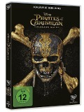 Pirates of the Caribbean: Salazars Rache - DVD - Ted Elliott, Terry Rossio, Stuart Beattie, Jay Wolpert, Jeff Nathanson