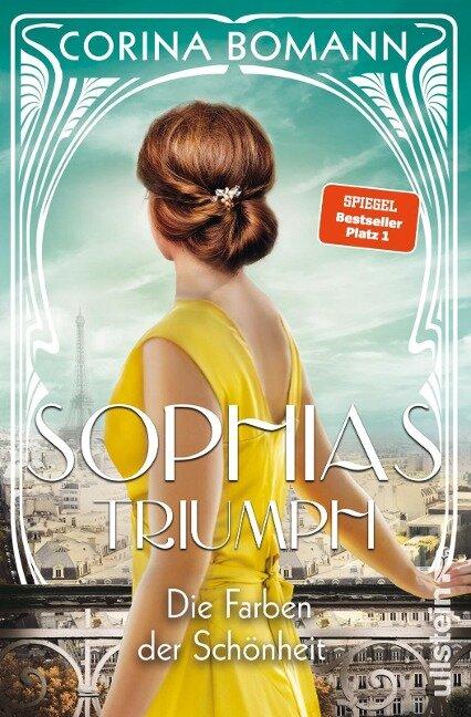 Die Farben der Schönheit - Sophias Triumph - Corina Bomann