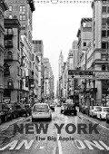 New York - The Big Apple (Wandkalender 2019 DIN A3 hoch) - Diana Klar