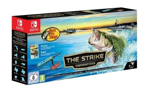 Bass Pro Shops: The Strike (Bundle) (Nintendo Switch) -