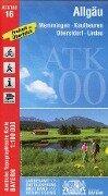 Allgäu 1:100 000 -