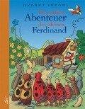 Die großen Abenteuer des kleinen Ferdinand - Ondrej Sekora