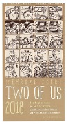 Two of us 2018 - Wandkalender -