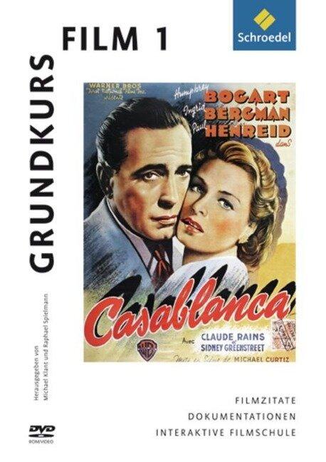 Grundkurs Film 1. DVD -