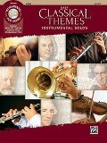 Easy Classical Themes Instrumental Solos - Cello (incl. CD) -