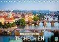 Bildschönes Tschechien (Tischkalender 2019 DIN A5 quer) - K. A. Calvendo