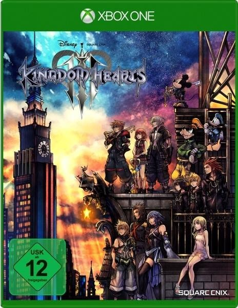 Kingdom Hearts III (XBox ONE) -