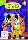 ZEO - Die Halloweenjagd und weitere tolle Abenteuer - Die DVD zur TV Serie -