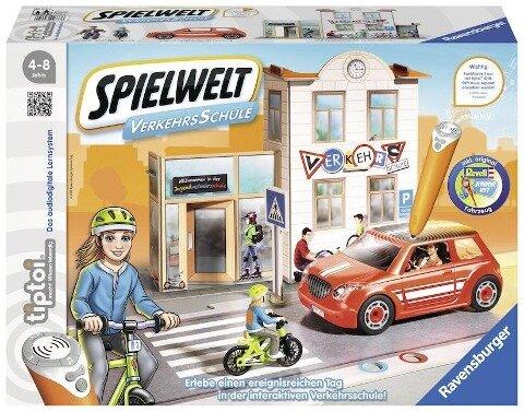 tiptoi® Spielwelt Verkehrsschule -