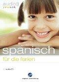 audio junior spanisch - für die ferien -