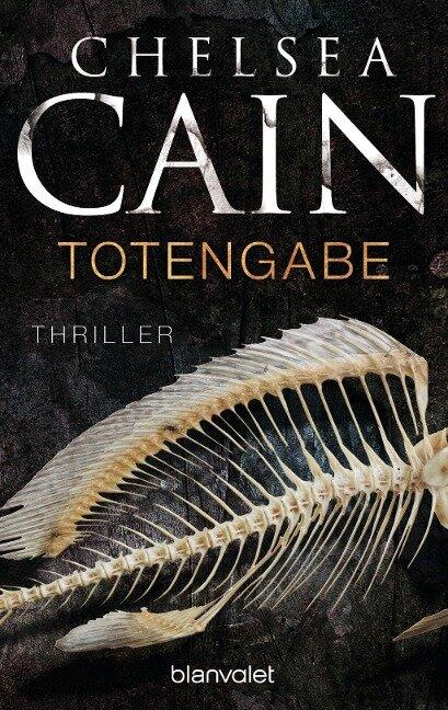 Totengabe - Chelsea Cain
