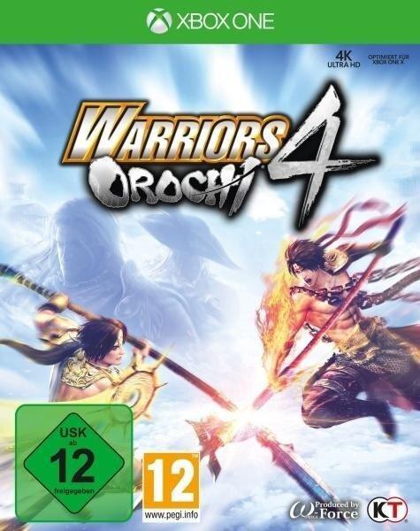 Warriors Orochi 4 (XBox ONE) -