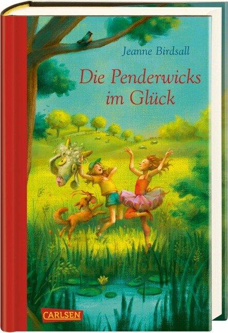 Die Penderwicks im Glück (Die Penderwicks 5) - Jeanne Birdsall