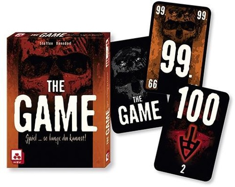 "Kartenspiel ""The Game"" -"