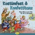 Kostümfest und Konfettitanz - Anke Drape