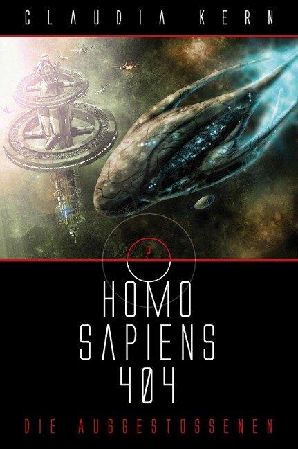 Homo Sapiens 404 Sammelband 2 - Claudia Kern