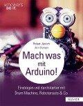 Mach was mit Arduino! - Robert Jänisch, Jörn Donges