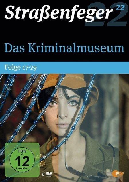Straßenfeger 22 - Das Kriminalmuseum II - Bruno Hampel, Hans Maeter, Stefan Gommermann, Walter Forster, Answald Krüger