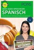 PONS Mein Audio-Sprachkurs Spanisch -