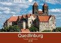 Quedlinburg 2018 (Wandkalender 2018 DIN A4 quer) - Ulrich Schrader