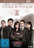 Torchwood - Boxset Staffel 1 + 2 + Kinder der Erde -
