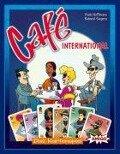 Cafe International. Kartenspiel -