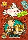 Die Schule der magischen Tiere - Endlich Ferien 3: Henry und Leander - Margit Auer