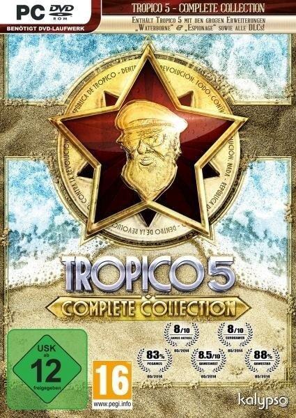 Tropico 5 Complete Collection. Für Windows Vista/7/8/Linux -
