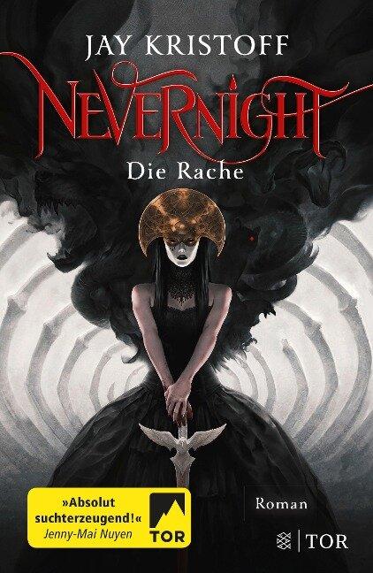 Nevernight - Die Rache - Jay Kristoff