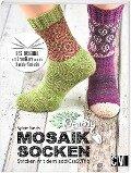 CraSy Mosaik - Socken Stricken mit dem addiCraSyTrio - Sylvie Rasch