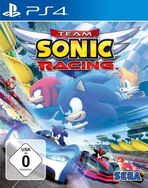 Team Sonic Racing (PS4) (USK) -