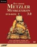 Das grosse Metzler Musiklexikon 3.0. DVD-ROM für Windows -