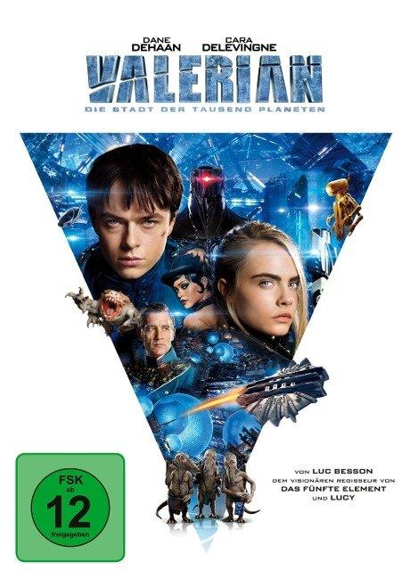 Valerian - Die Stadt der tausend Planeten -
