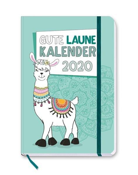 Gute Laune 2020 Taschenkalender -