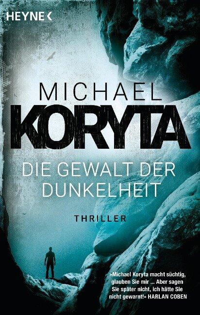 Die Gewalt der Dunkelheit - Michael Koryta